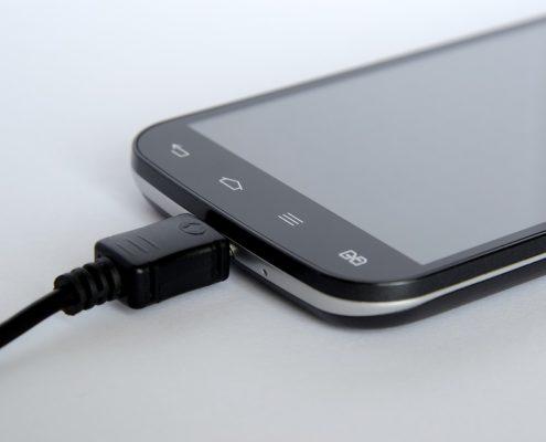 Batteria smartphone non si carica