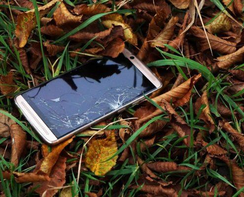 Sostituire vetro smartphone