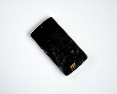 Sostituzione vetro smartphone