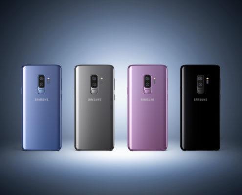 Batteria gonfia Samsung S9 e S9 Plus