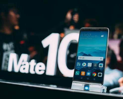 Durata batteria Huawei Mate 10