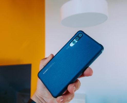 Durata batteria Huawei P20