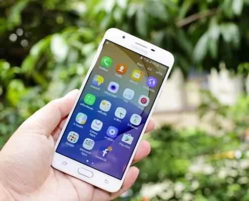 Guasto del Samsung S9 e S9 Plus
