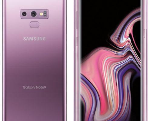 Ripara il vetro del Samsung Note 9