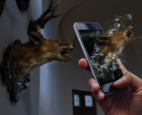Ripara lo schermo dell'Huawei Mate 10