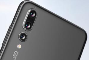 Sostituire il vetro dell'Huawei P20