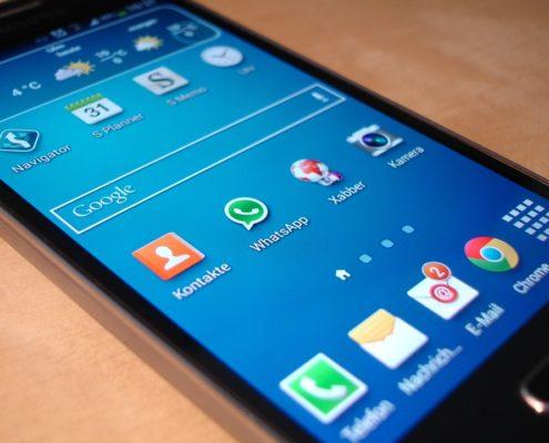 Sostituzione del vetro del Samsung S9 e S9 Plus