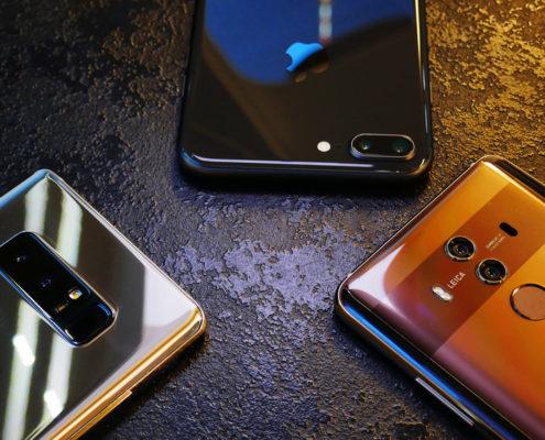 Sostituzione del vetro dell'Huawei Mate 10 prezzo