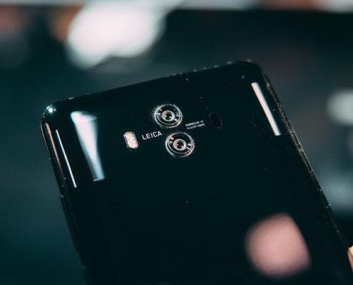Vetro Huawei Mate 10 rotto