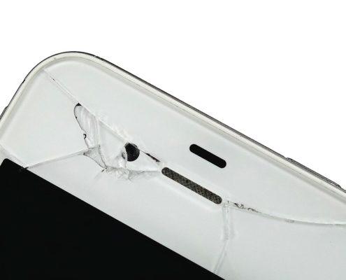 Vetro del Samsung Note 9 rotto